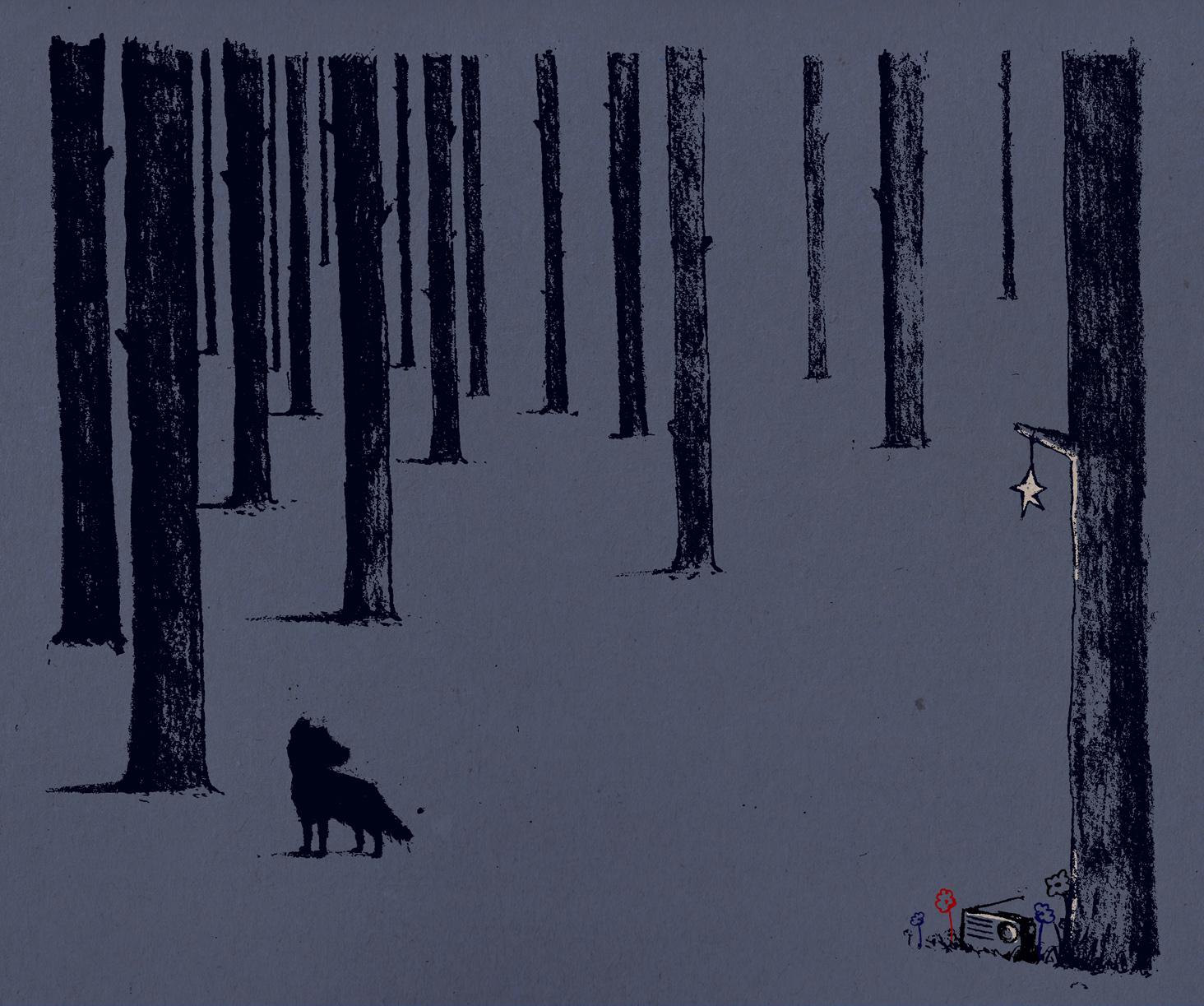 Album artwork by Jacob Stack.