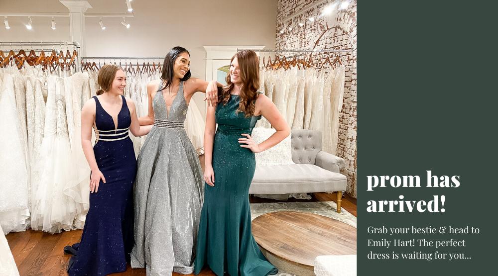 Emily Hart Bridal-Kansas City Prom Dresses