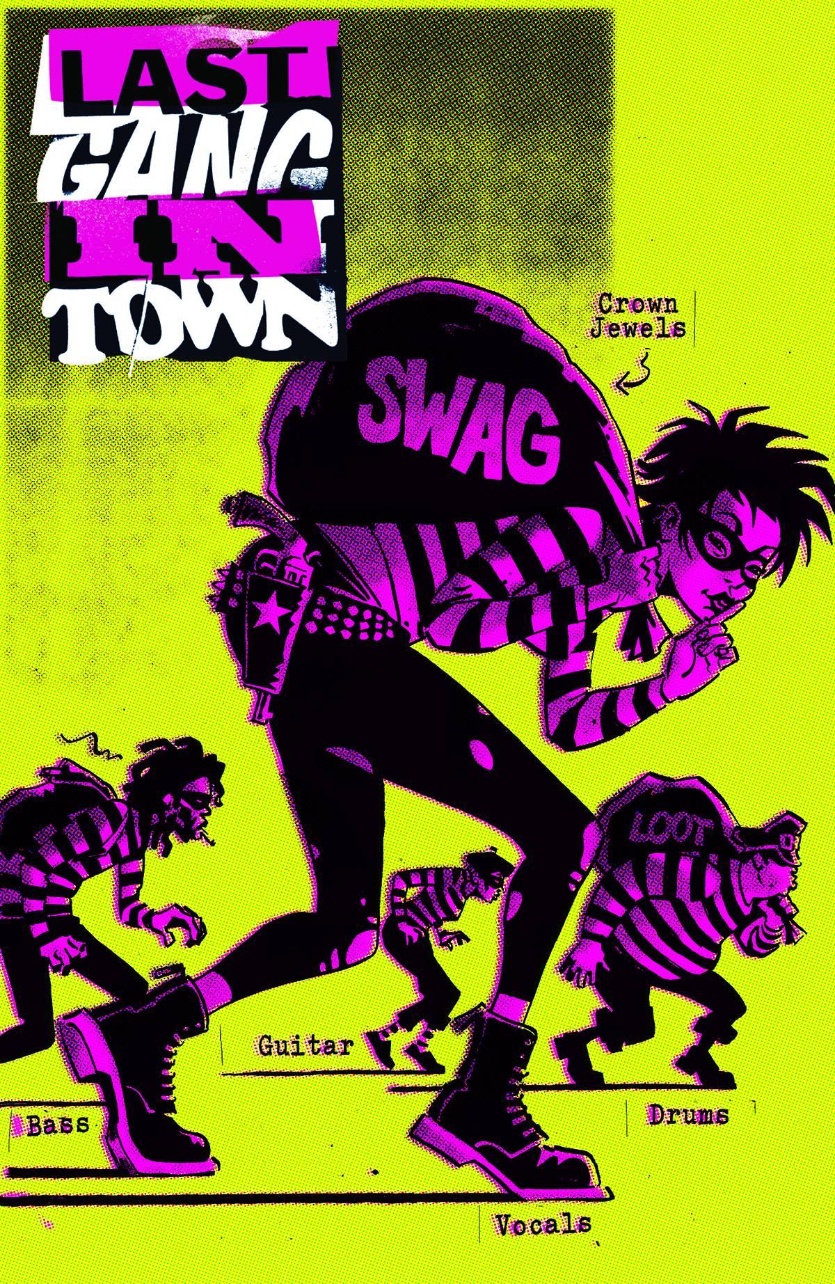 Cover Art by Rob Davis