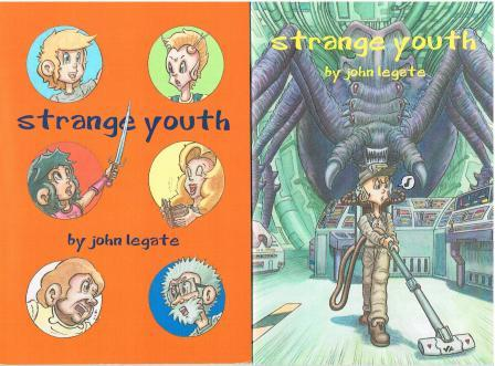 Strange Youth by john legate