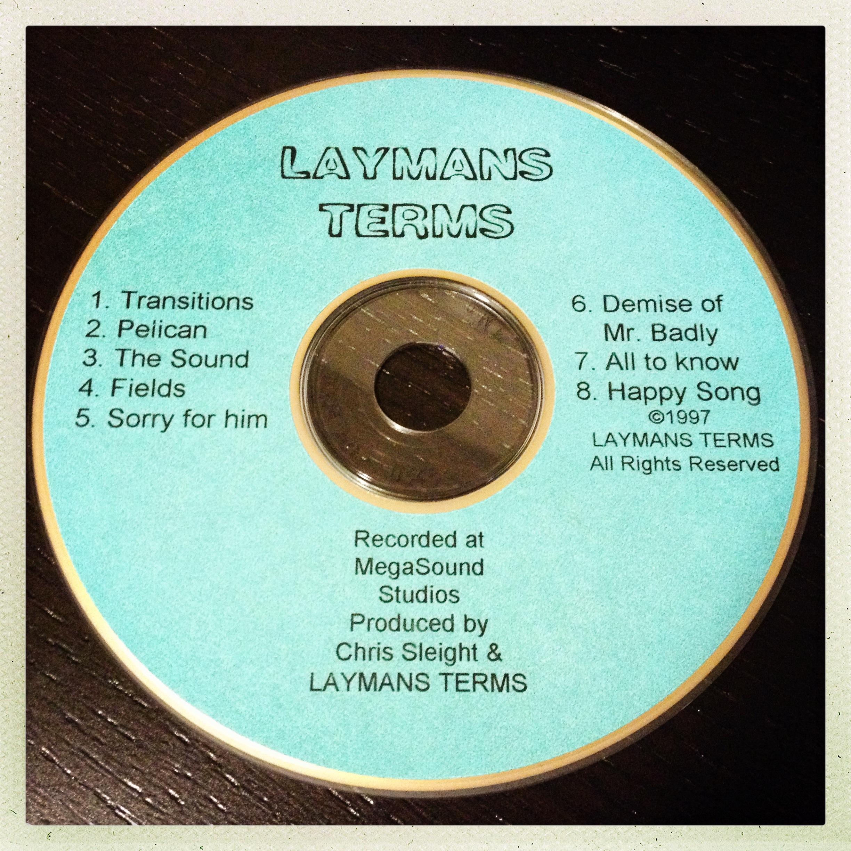 Laymans Terms debut original album.JPG