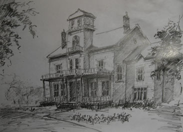 Value Study of Ryan Mansion