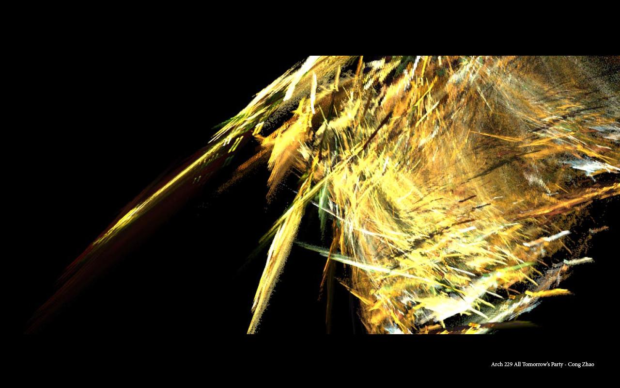 Turbulence, Animation Series, Cong Zhao