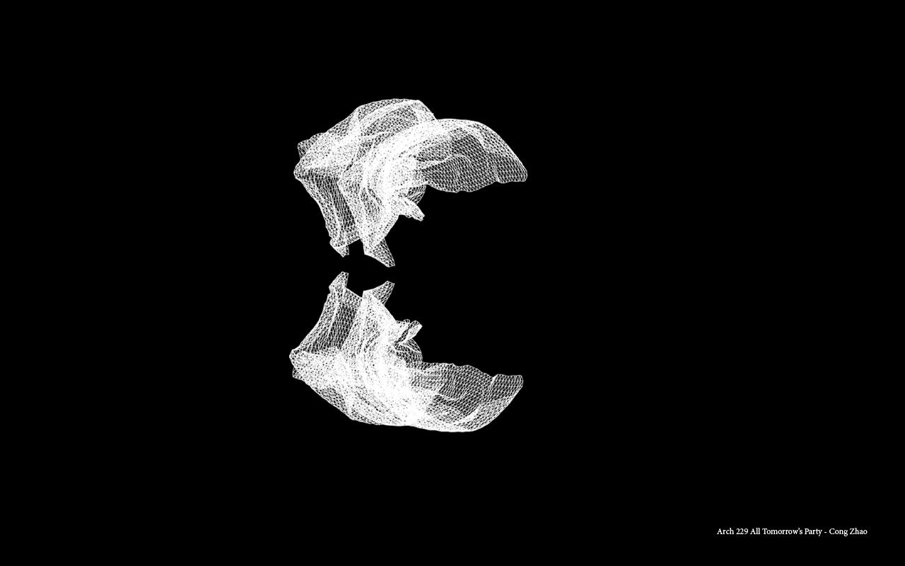Turbulence, Form Explorations, Cong Zhao