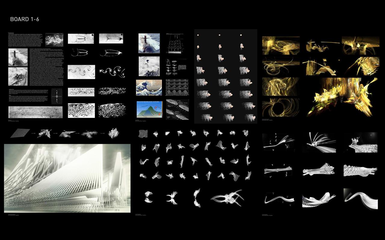 Turbulence, Final Boards, Cong Zhao