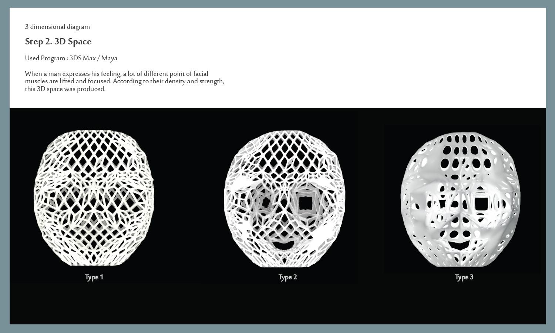 Emotion, Form & Space Finding Jeeun Han
