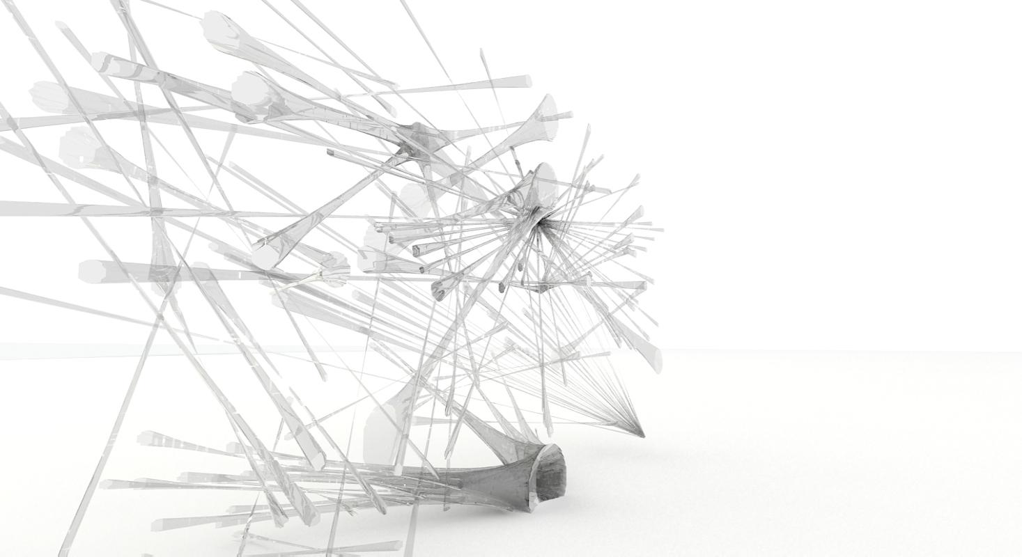 Water Drop, Three Dimensional Tests, Soomin Kang