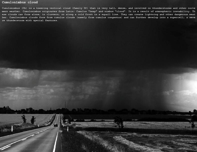 Thundercloud, Research, Chungeun Kim