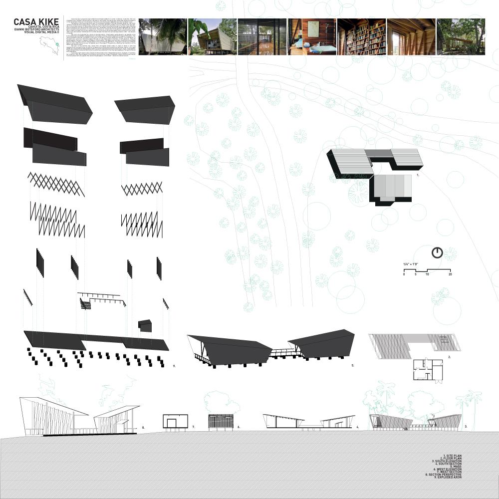 Casa Kike, Gianni Botsford Architects, Nhat Vo, VDM2, CCA