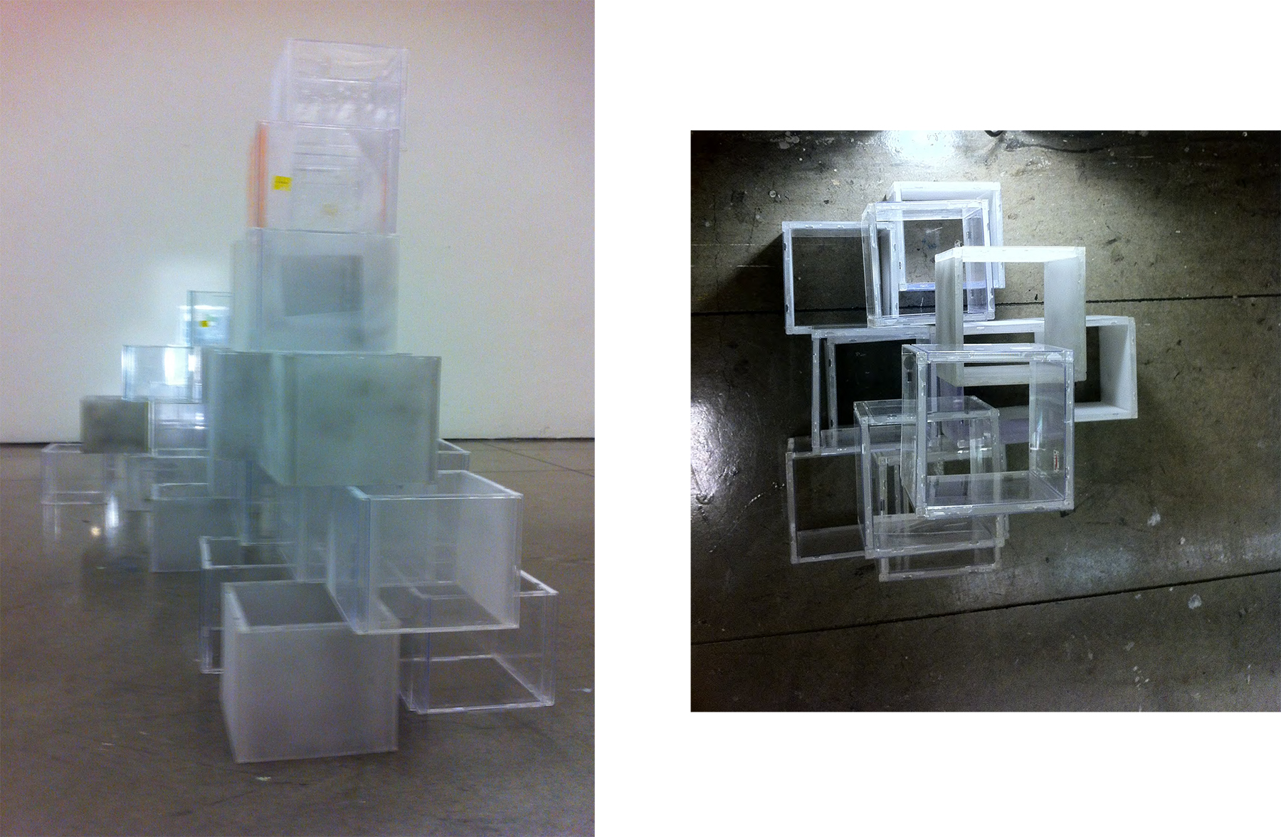 alan hayes, installation