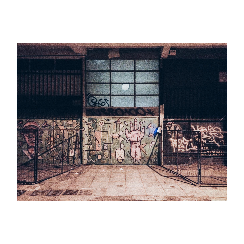 doors of athens ix [-]