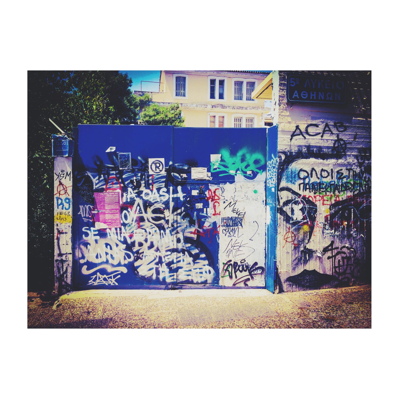 doors of athens xviii [-]