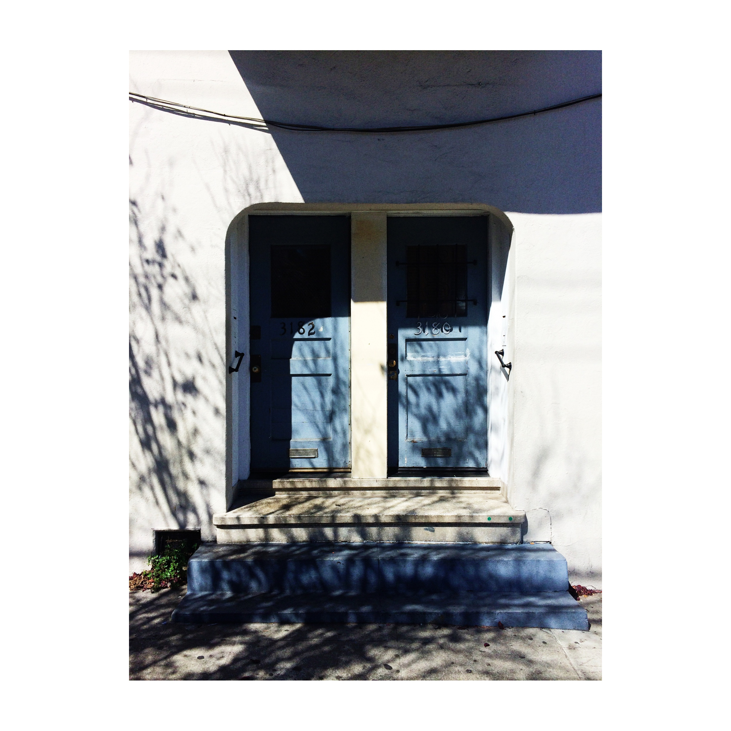 doors of san francisco i [3180-3182]