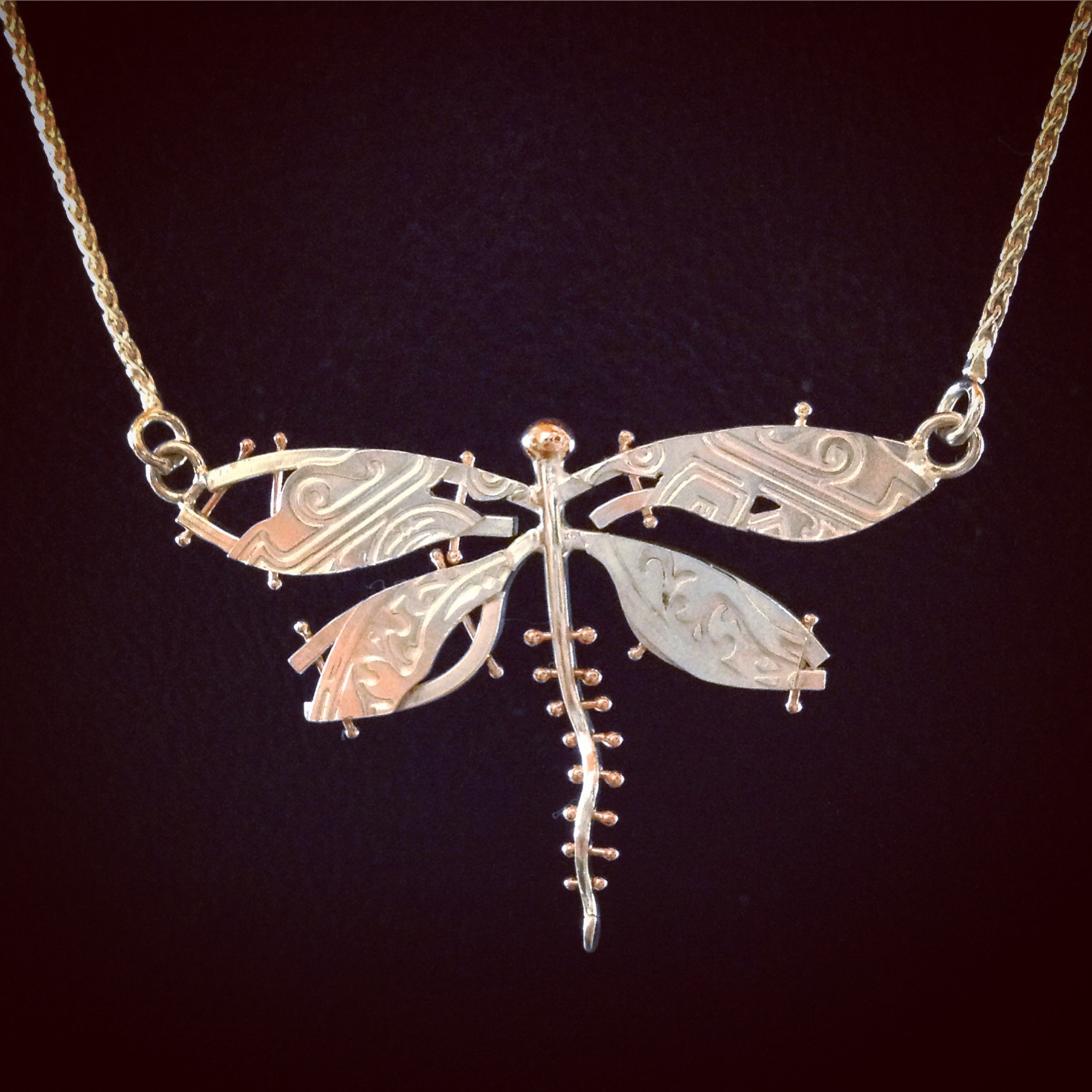 Enter The Dragonfly