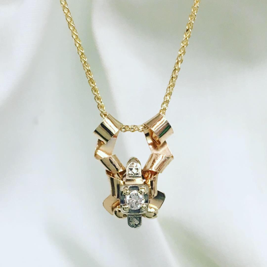 Mom's Diamond Ring