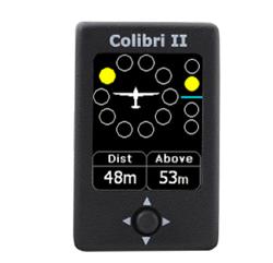 Colibri II Thermikassistent Anzeige