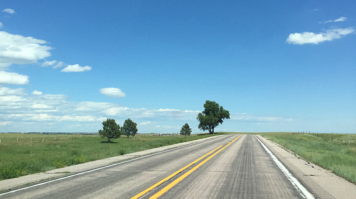Taken somewhere in the midwest earlier this summer.