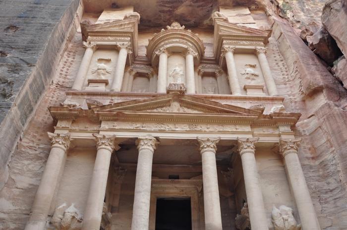 Taken at Petra,Jordan, in 2010.