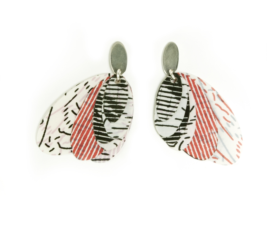 Polyprop Earrings