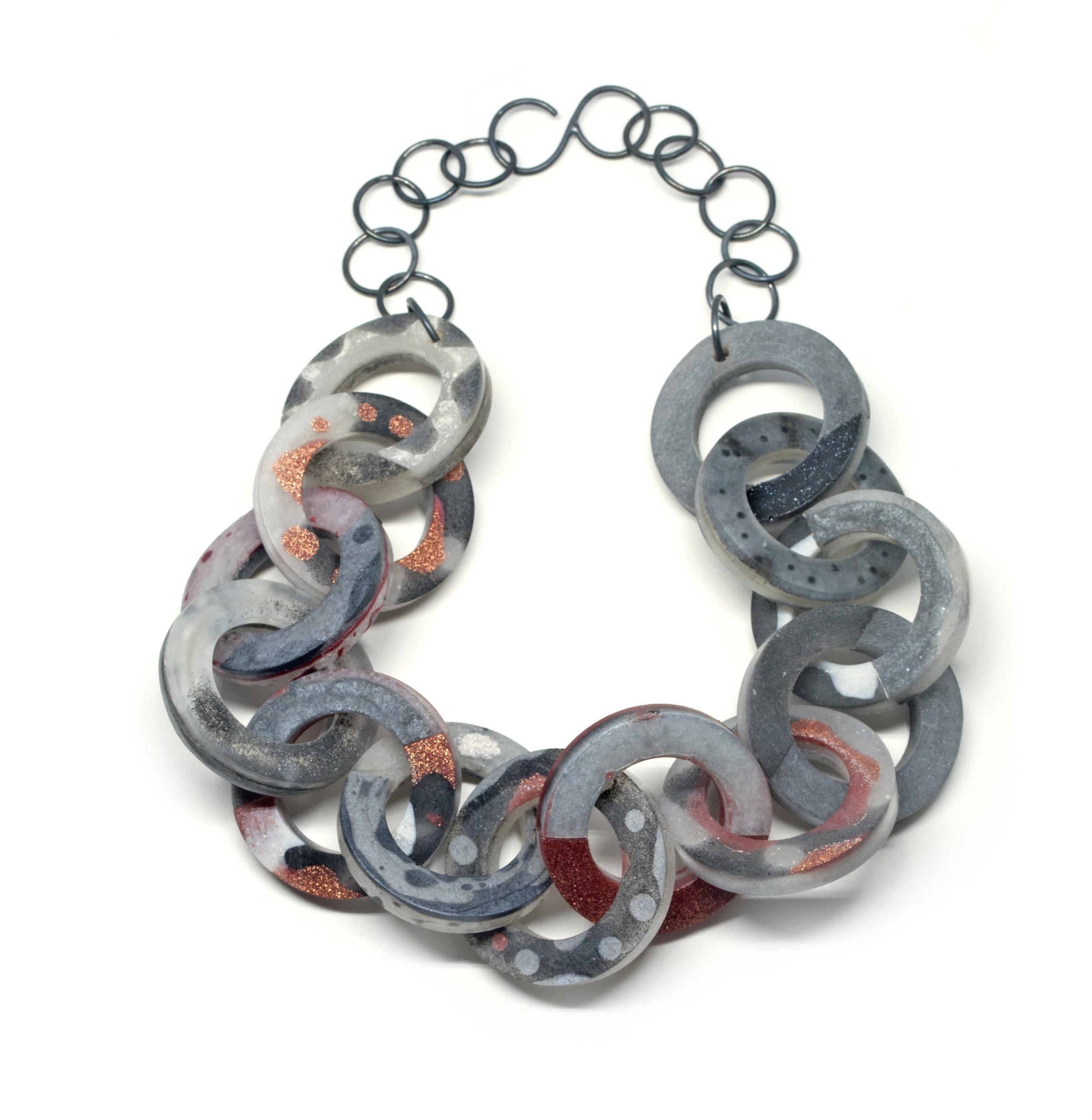 Big Circle Necklace