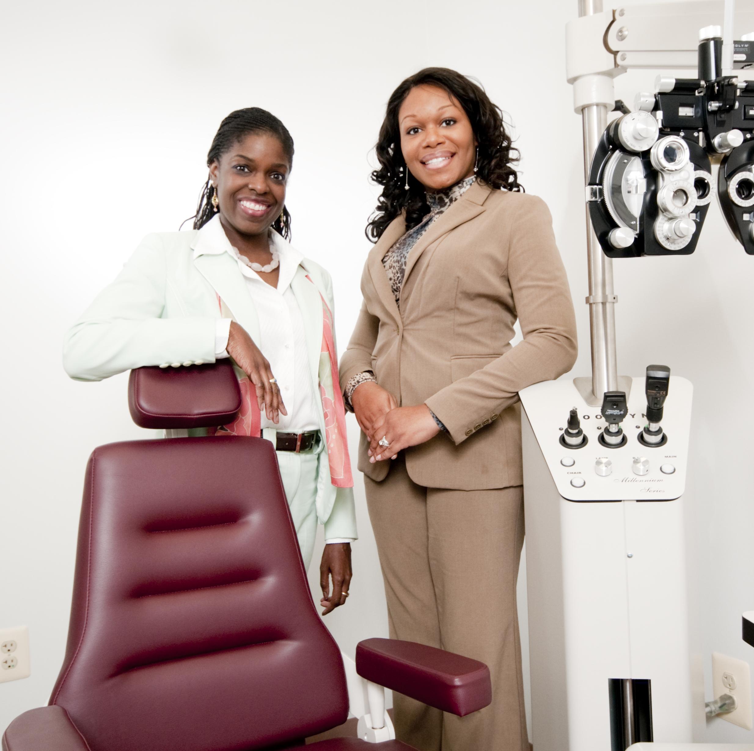 Ophthalmologist Marketing Photo