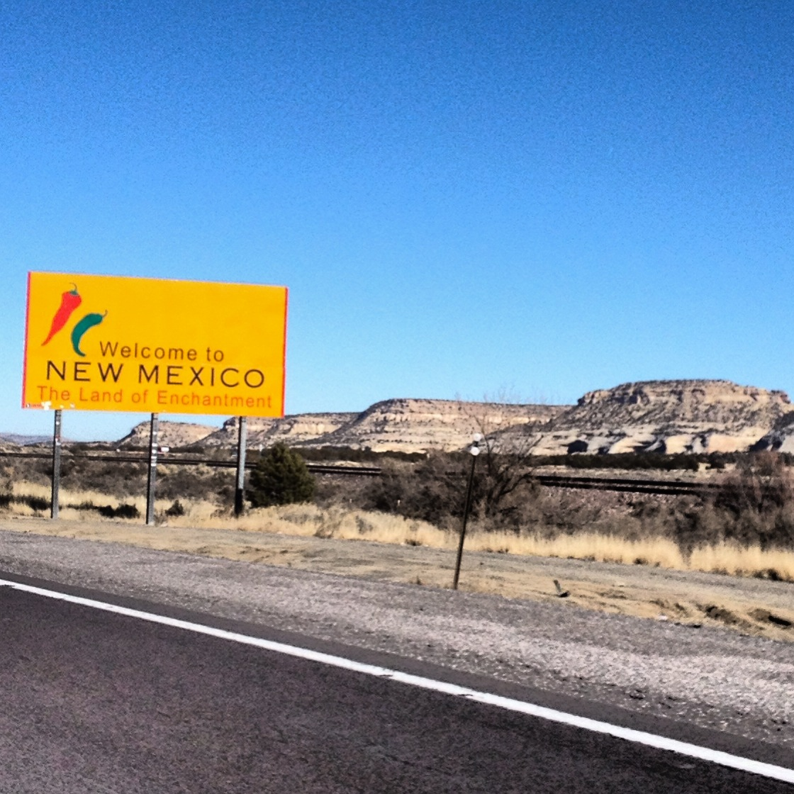New Mexico, The Land of Enchantment