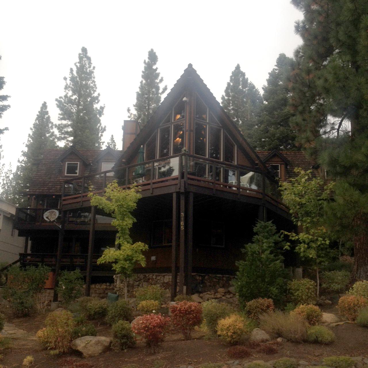 Quite a dreamy cabin, huh?