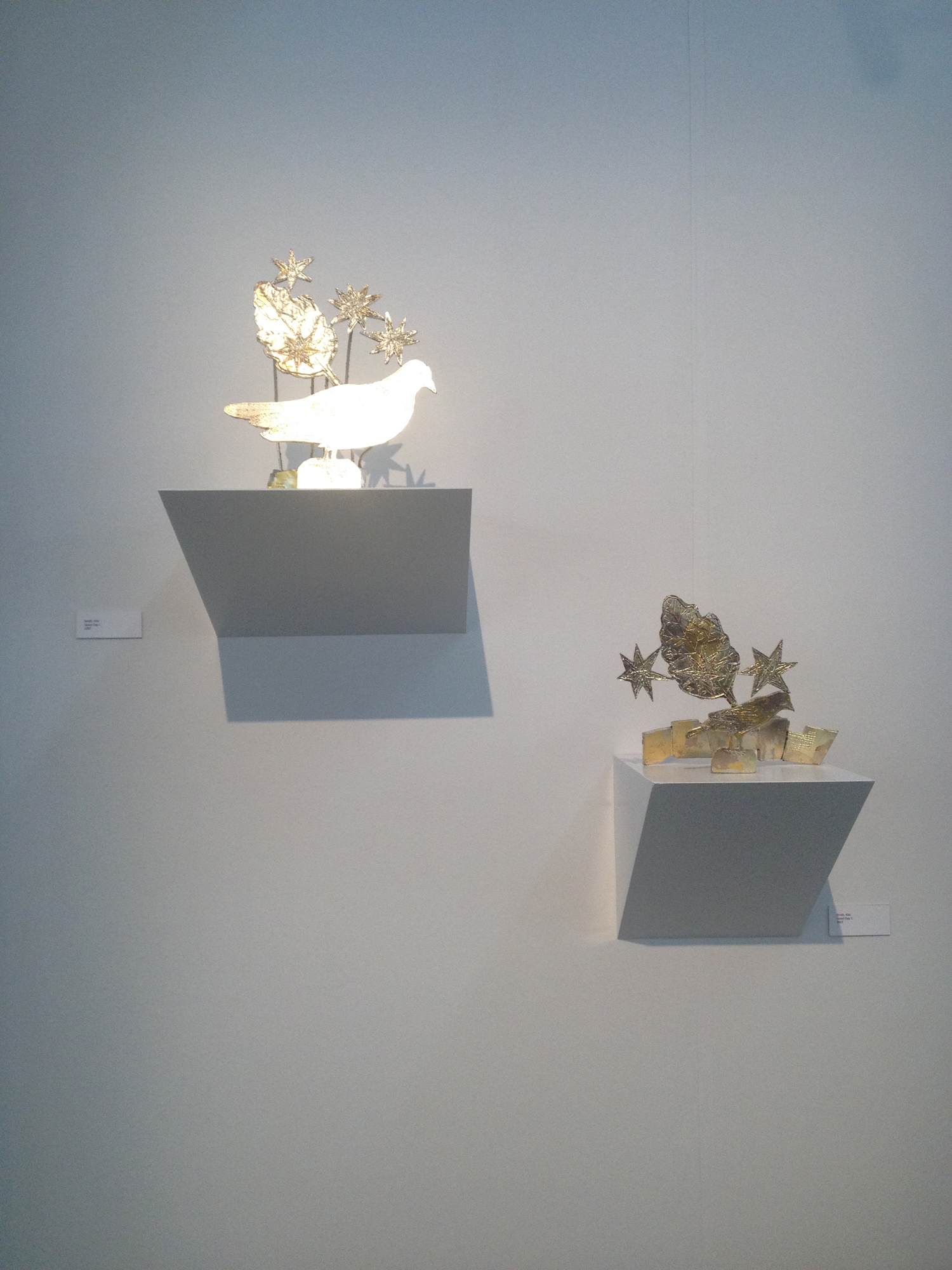 Kiki Smith from Pace Gallery