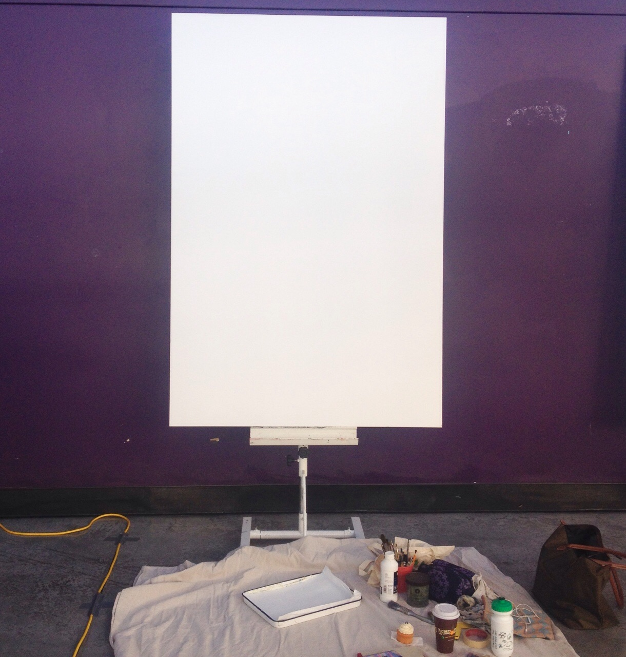 Blank new canvas for Cinequest.