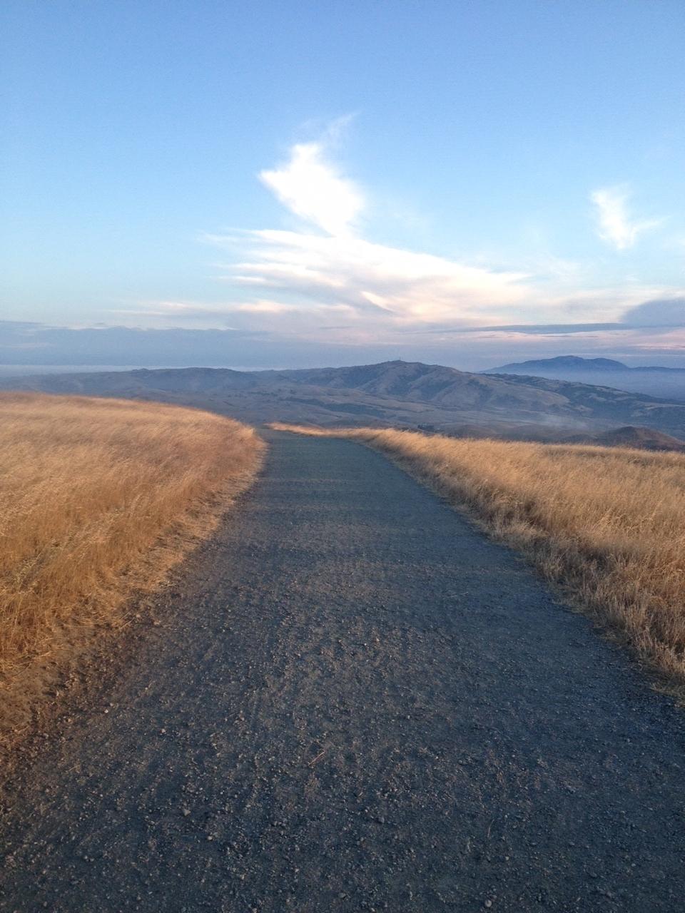Mission Peak trail.JPG