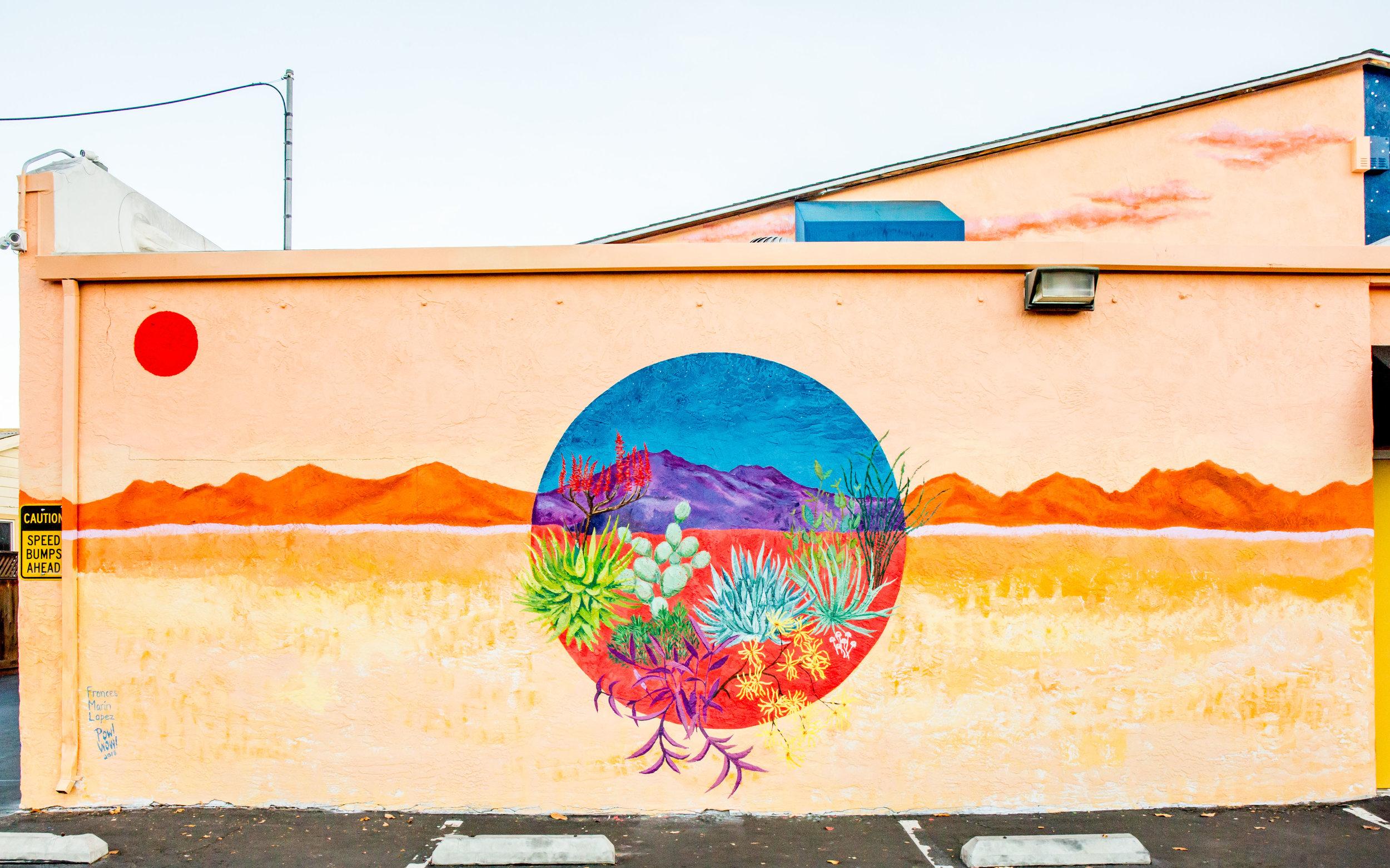 Balance - Pow! Wow! San Jose Mural