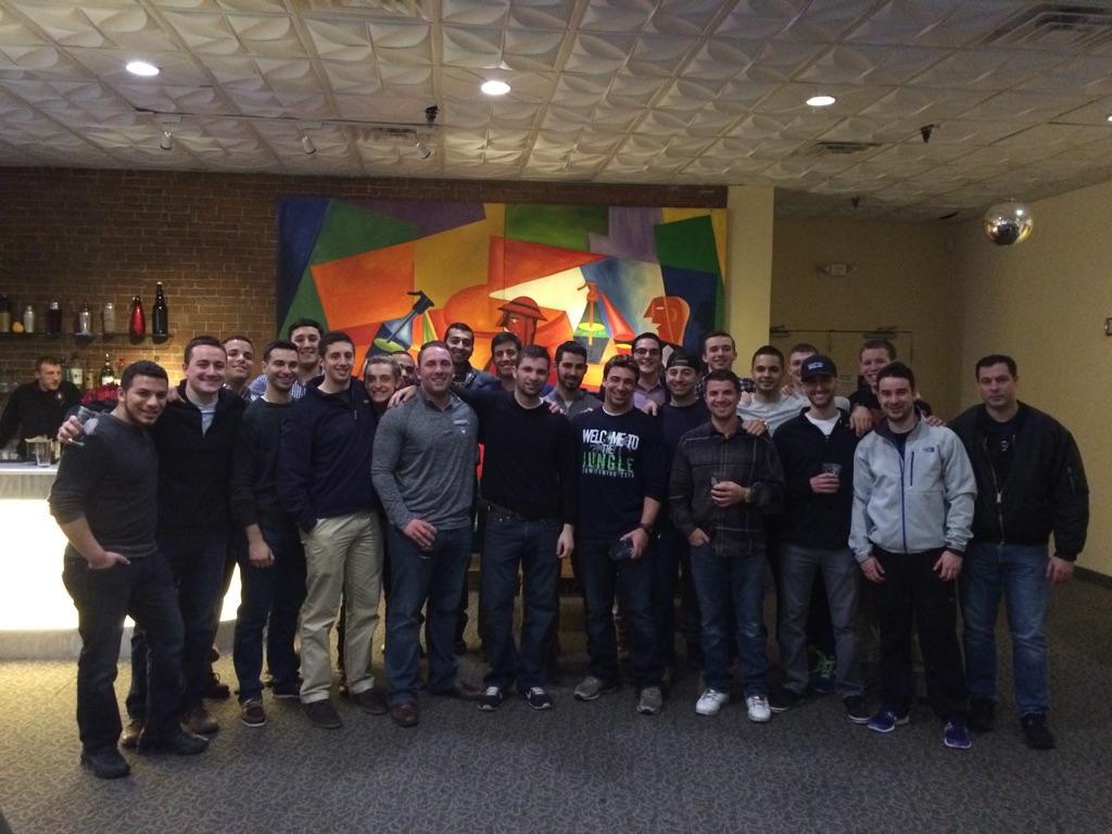 2015 Spring Beer Summit at City Steam Brewery