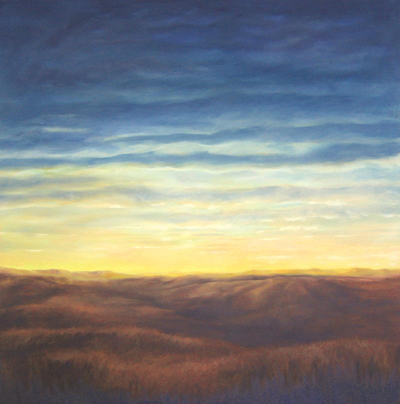 Three Shades of Sunset