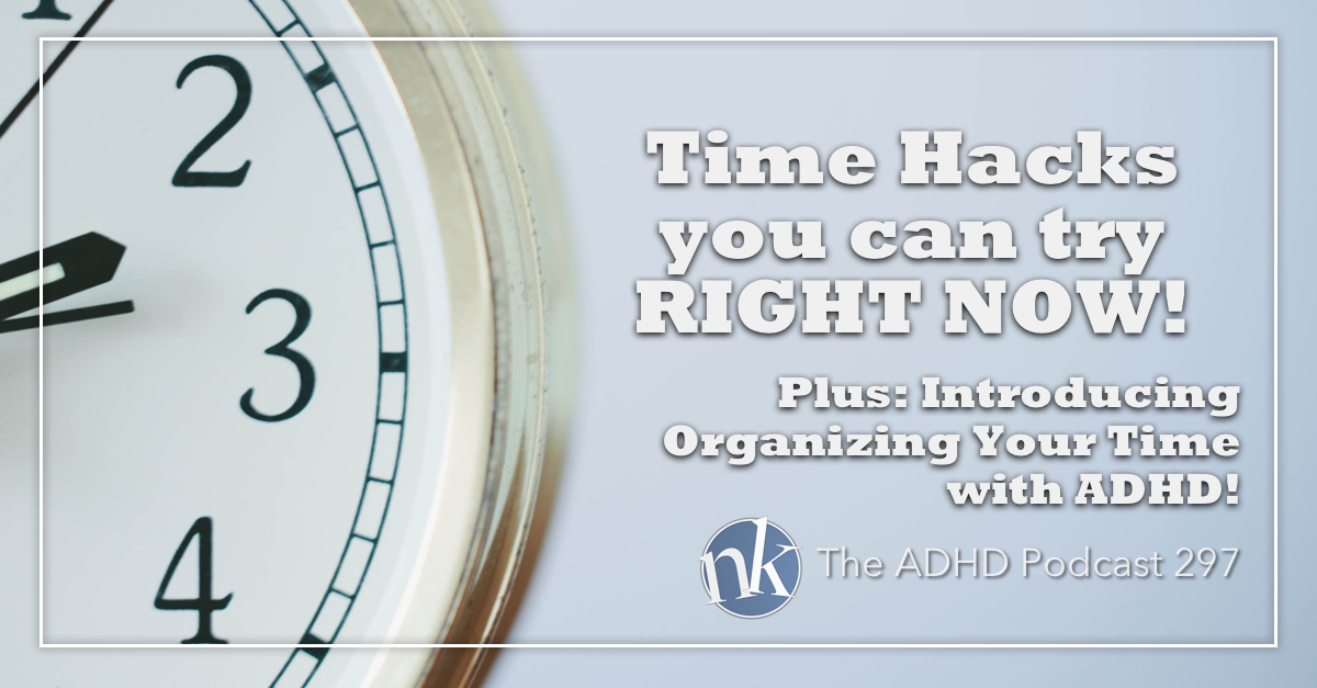 Organizing your Time with ADHD