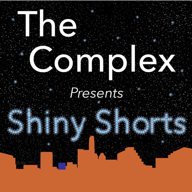 """Be on the lookout for James' new season of """"The Complex: Shiny Shorts"""" Podcast — coming soon!"""