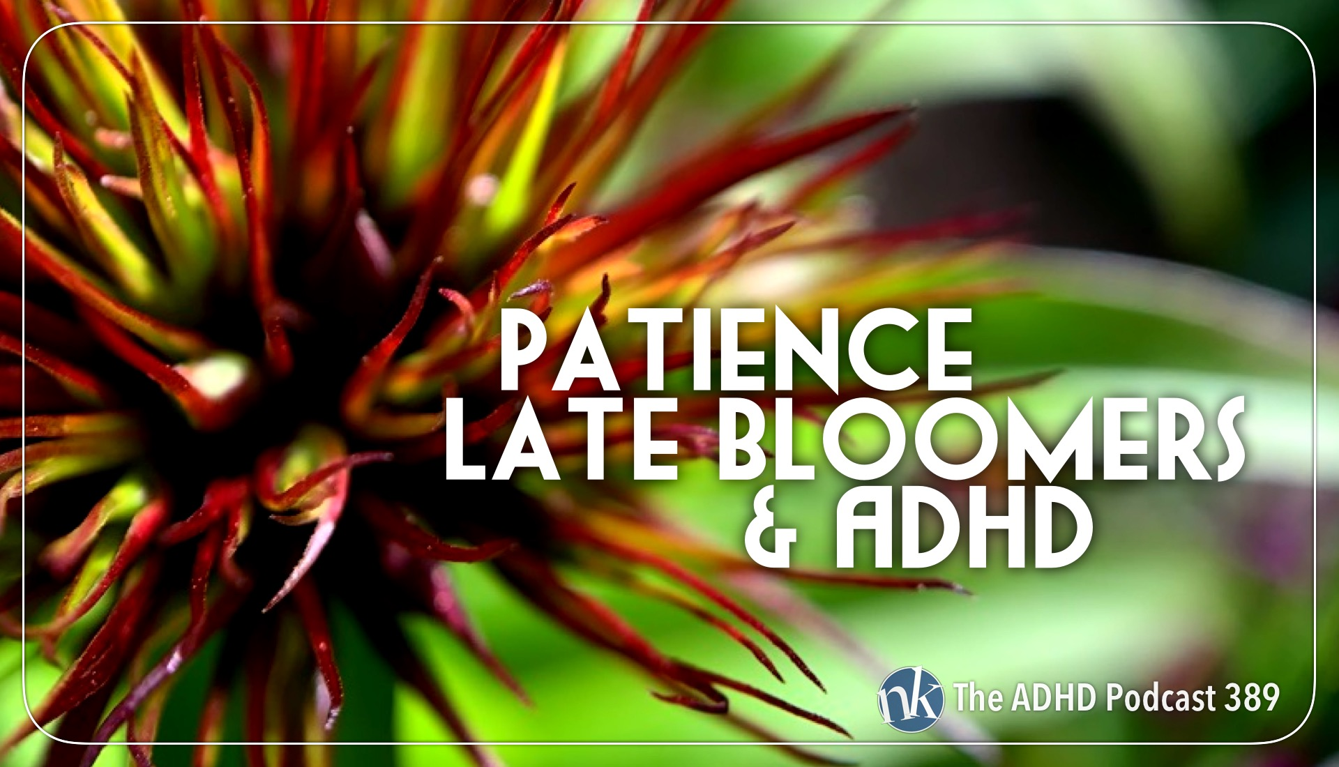 ADHD and Late Bloomers
