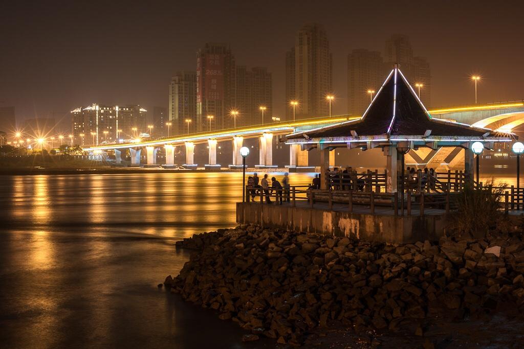 Youxizhou Minjiang Bridge