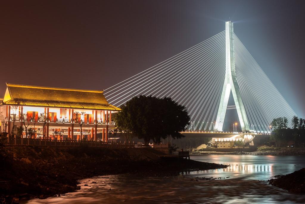Sanxianzhou Bridge