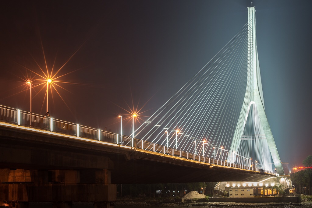 Sanxianzhou Bridge