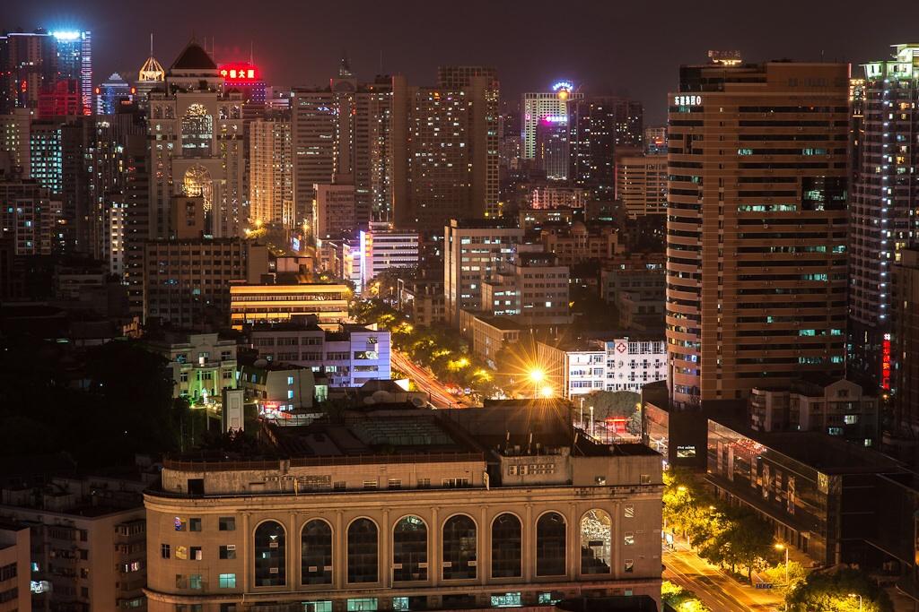 Wuyi N Road