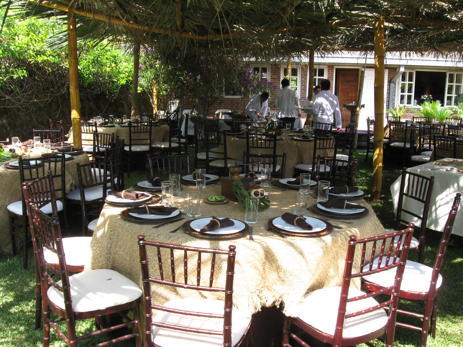 Finca to Table Dining