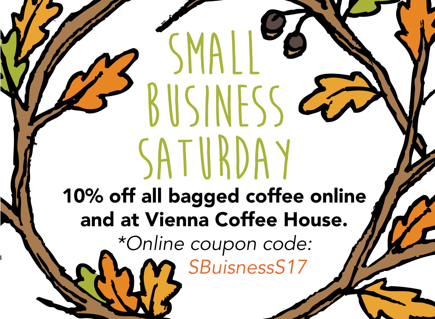 Small Business Deals - Vienna Coffee Company