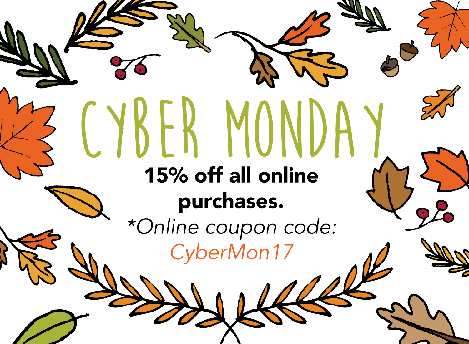 Cyber Monday Deals - Vienna Coffee Company