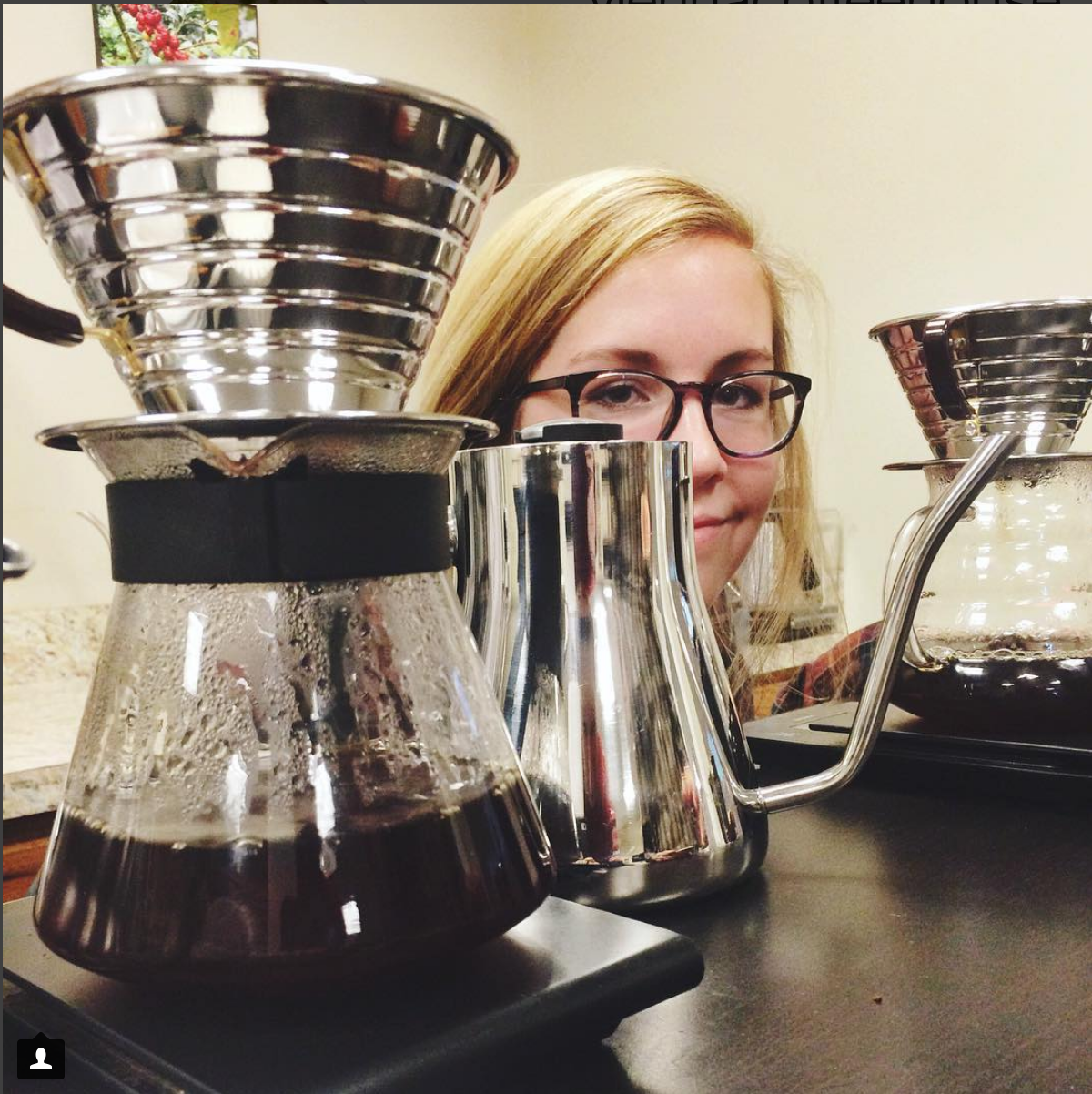 Kalita Coffee Brewer