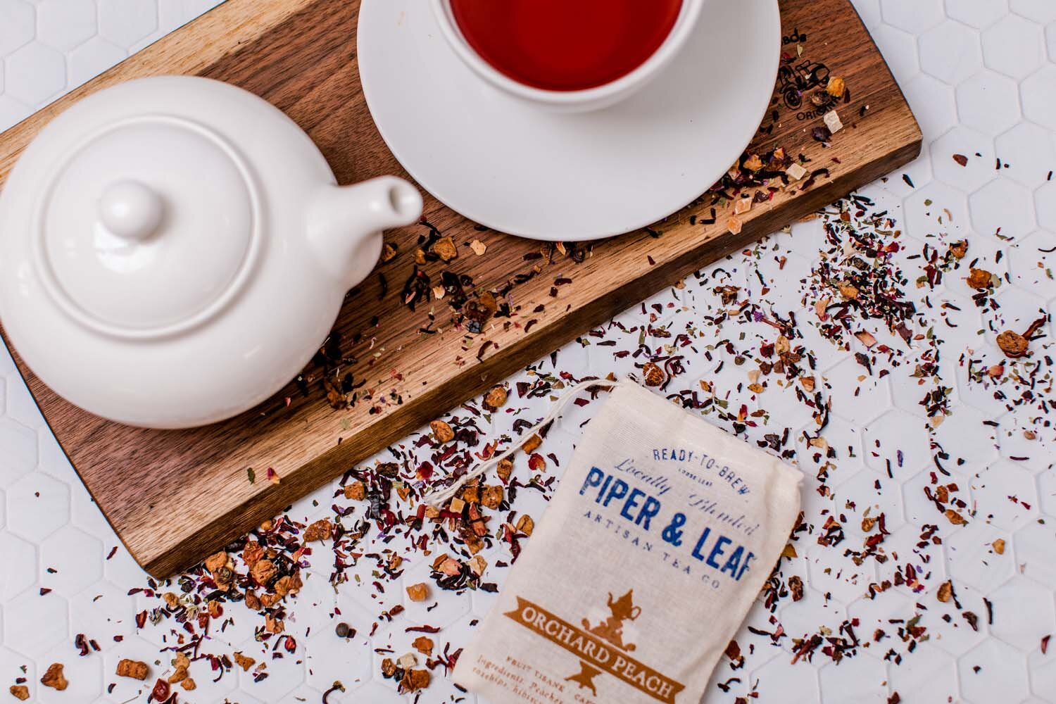 Piper & Leaf Loose Leaf Tea