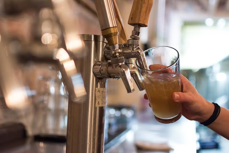 Kombucha on Tap!