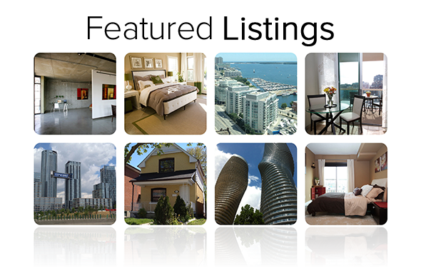 featured Toronto real estate listings