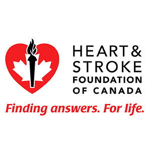 Heart and Stroke Foundation of Canada Charity Donation