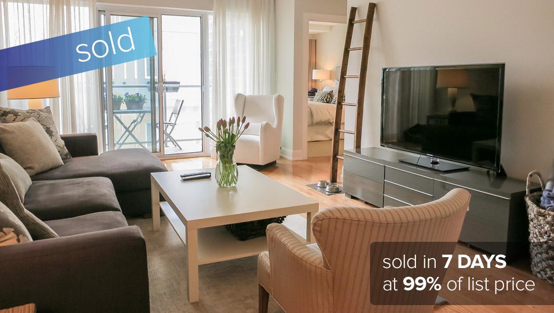 1636 Dundas Street West Toronto - Brockton Village  SOLD: $435,000