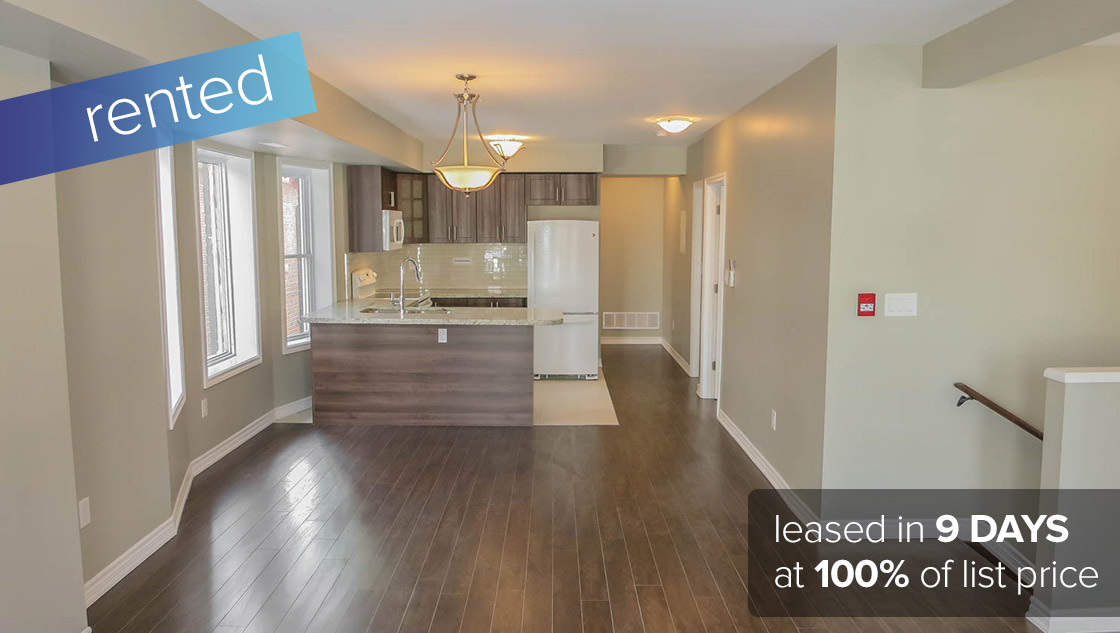 1  52 Indian Road #4 Toronto - Roncesvalles Village (2 Bedroom 2nd Floor Apartment)  LEASED: $2350/month (100% of asking price)